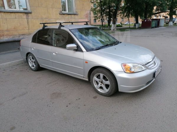 Honda Civic, 2001 год, 180 000 руб.