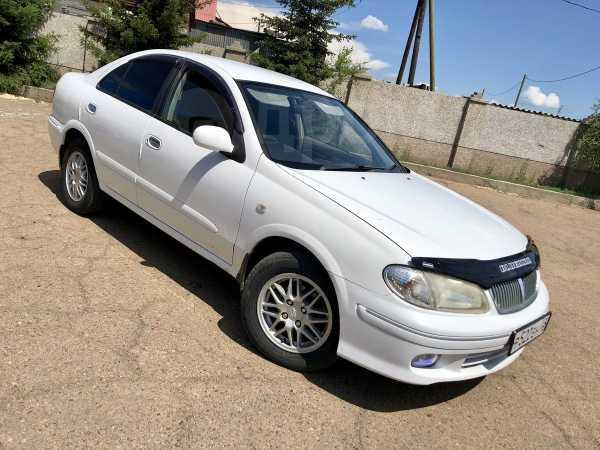 Nissan Bluebird Sylphy, 2002 год, 253 000 руб.