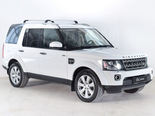Land Rover Discovery, 2015 год, 2 754 000 руб.