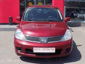 Брянск Nissan Tiida 2008