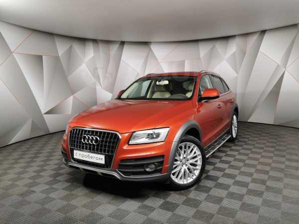 Audi Q5, 2015 год, 1 565 000 руб.