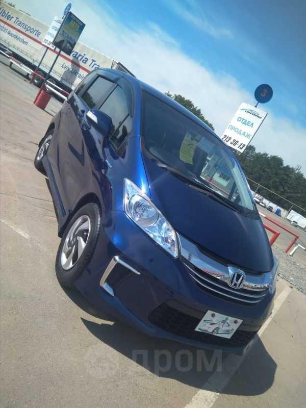 Honda Freed, 2016 год, 955 000 руб.