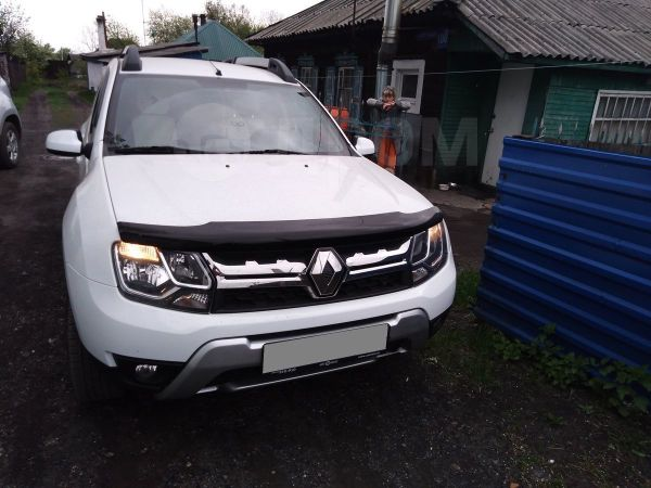 Renault Duster, 2016 год, 750 000 руб.