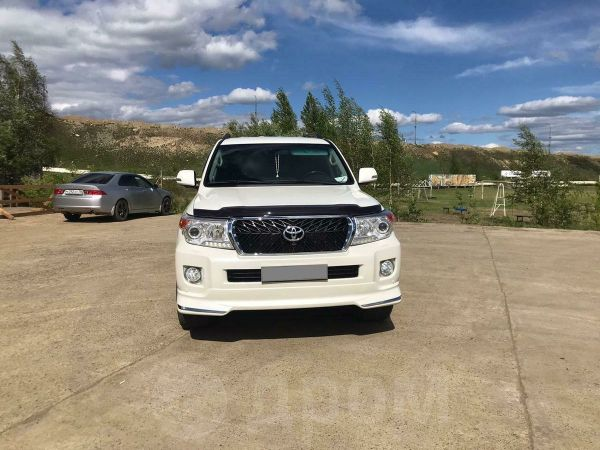 Toyota Land Cruiser, 2013 год, 2 850 000 руб.