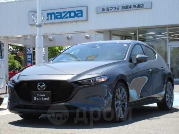 Mazda Mazda3, 2019 год, 1 550 000 руб.