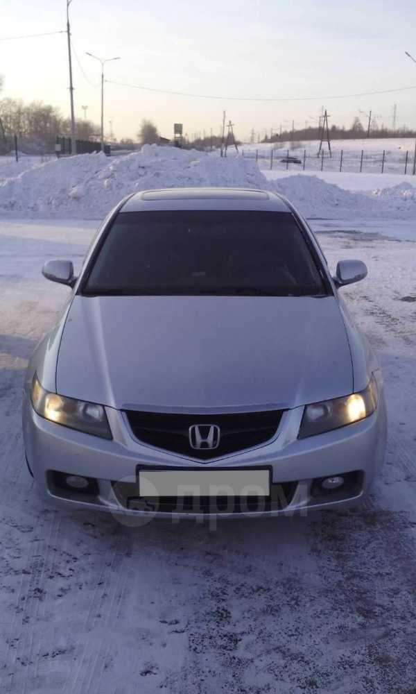 Honda Accord, 2003 год, 430 000 руб.