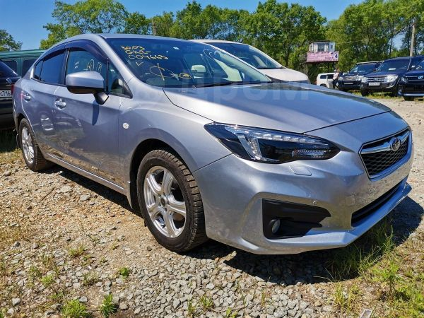 Subaru Impreza, 2017 год, 858 000 руб.