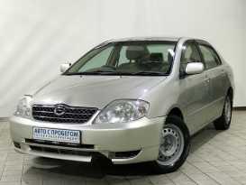 Новосибирск Corolla 2002