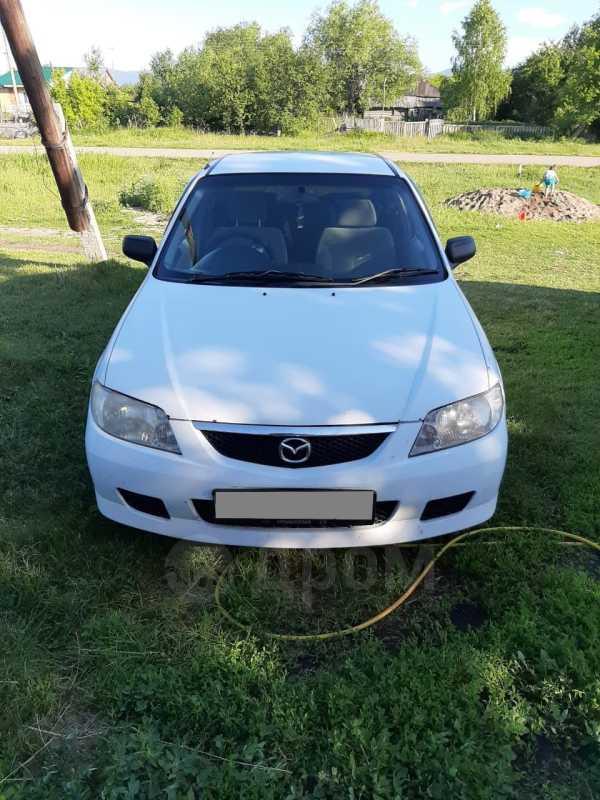 Mazda Familia, 2002 год, 160 000 руб.