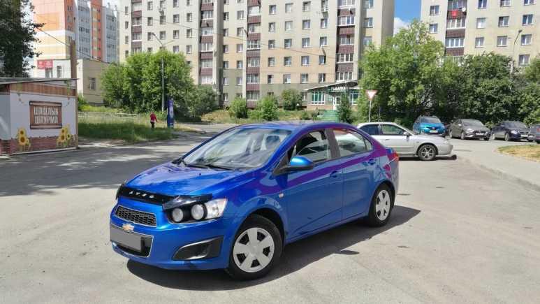Chevrolet Aveo, 2013 год, 348 000 руб.