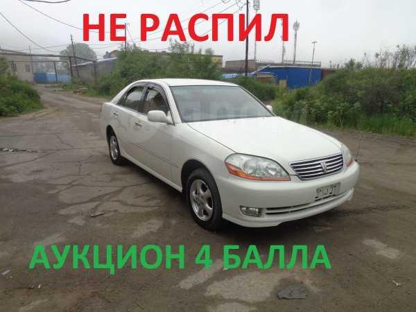 Toyota Mark II, 2002 год, 555 000 руб.