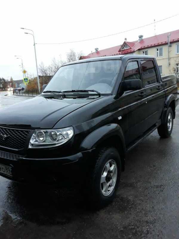 УАЗ Пикап, 2011 год, 260 000 руб.