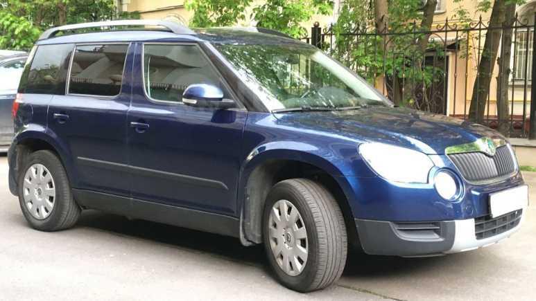 Skoda Yeti, 2010 год, 455 000 руб.