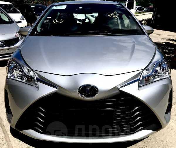 Toyota Vitz, 2018 год, 605 000 руб.