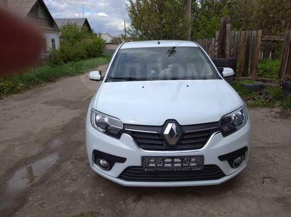 Renault Logan, 2018 год, 615 000 руб.