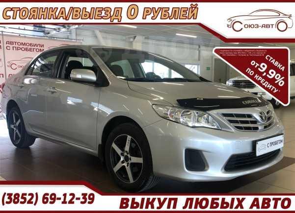 Toyota Corolla, 2012 год, 668 000 руб.