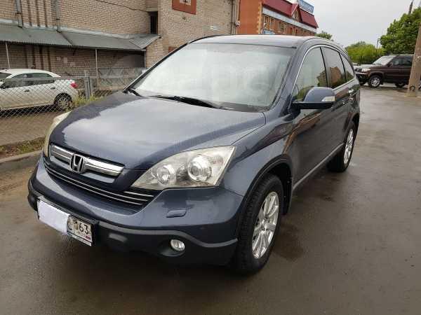 Honda CR-V, 2008 год, 735 000 руб.