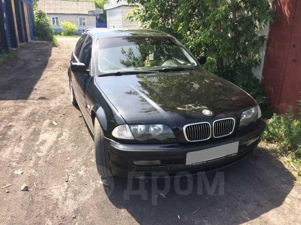 BMW 3-Series, 2001 год, 420 000 руб.