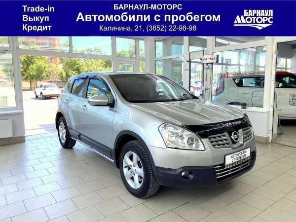 Nissan Qashqai, 2009 год, 594 000 руб.