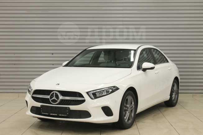 Mercedes-Benz A-Class, 2019 год, 2 174 000 руб.