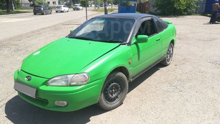 Toyota Cynos, 1993 год, 59 999 руб.