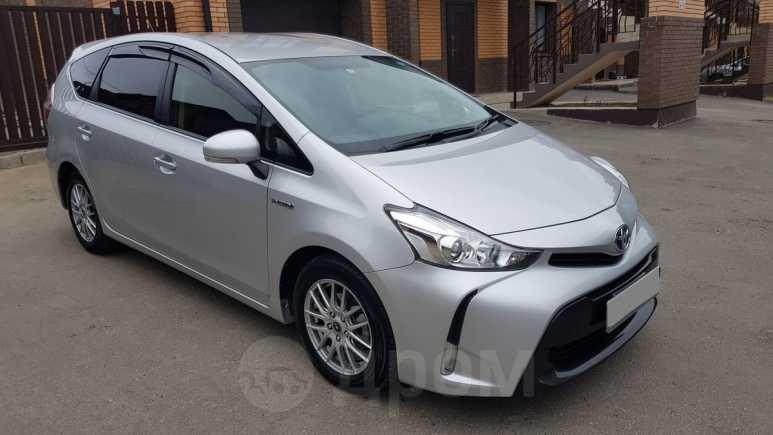 Toyota Prius a, 2017 год, 1 199 000 руб.