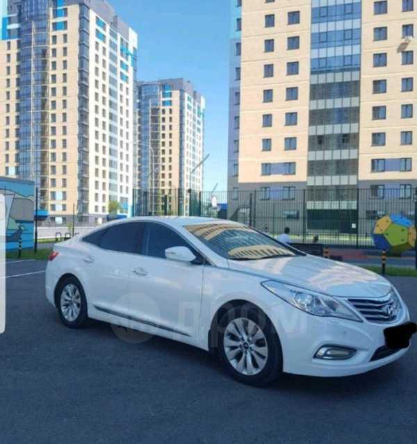 Hyundai Grandeur, 2014 год, 849 000 руб.