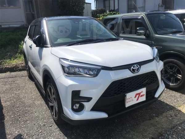 Toyota Raize, 2019 год, 1 578 560 руб.