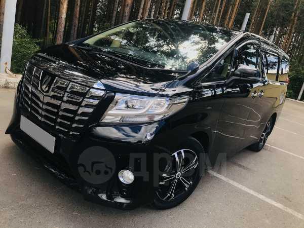 Toyota Alphard, 2015 год, 2 250 000 руб.