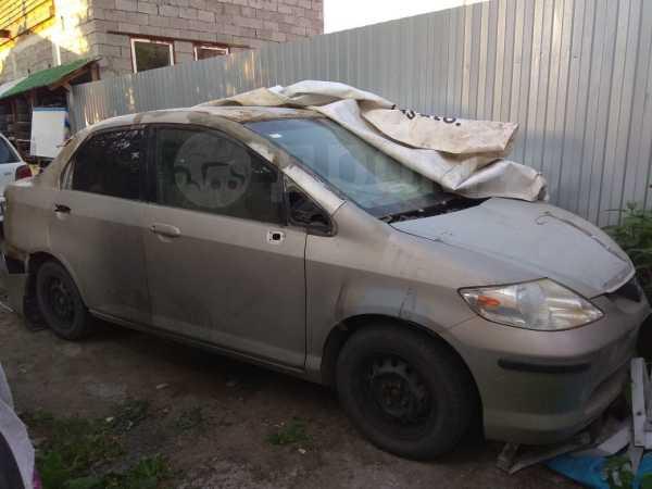 Honda Fit Aria, 2002 год, 65 000 руб.