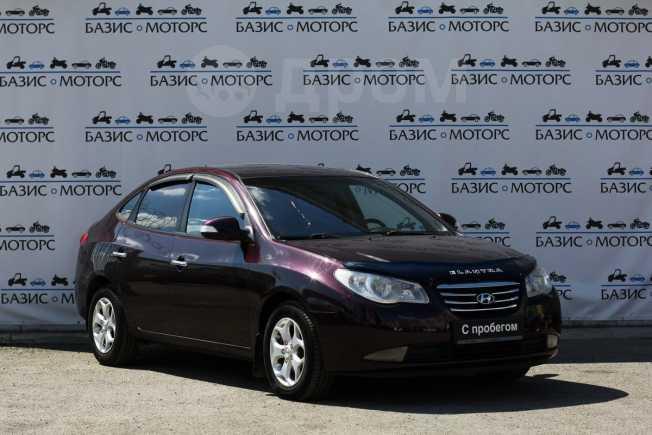 Hyundai Elantra, 2010 год, 375 000 руб.