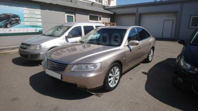 Hyundai Grandeur, 2006 год, 405 000 руб.