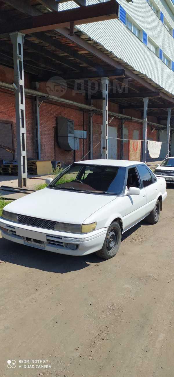 Toyota Sprinter, 1990 год, 72 000 руб.