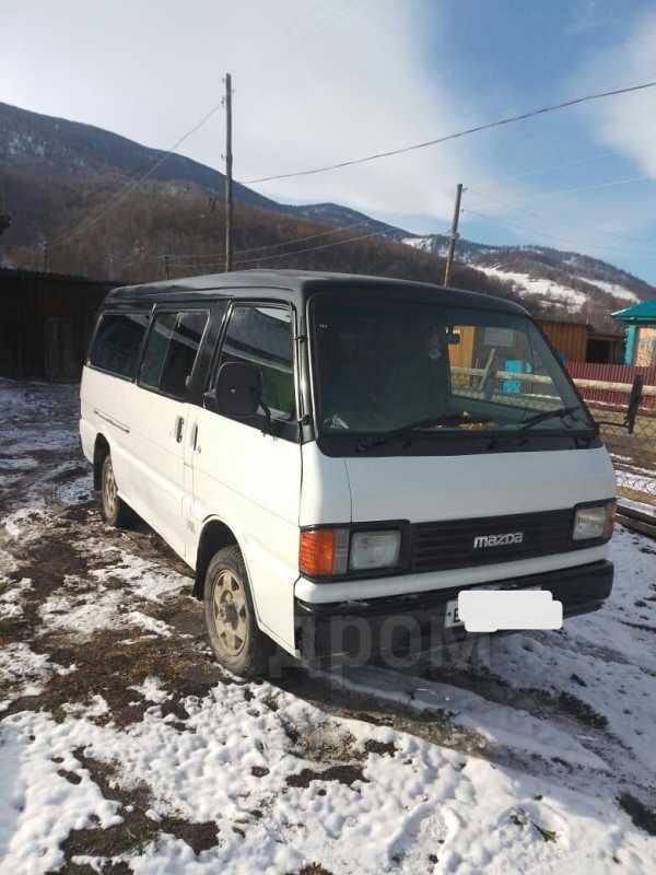 Mazda Bongo Brawny, 1991 год, 160 000 руб.