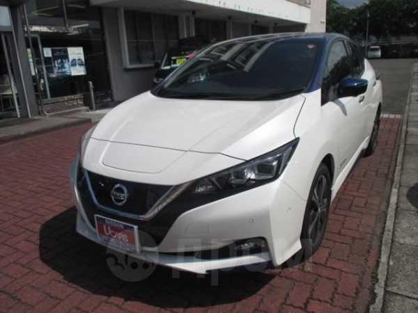 Nissan Leaf, 2018 год, 1 335 000 руб.