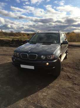Великий Новгород BMW X5 2002