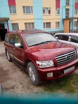 Магадан QX56 2003