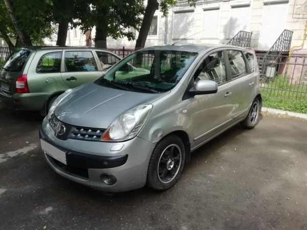 Nissan Note, 2006 год, 370 000 руб.
