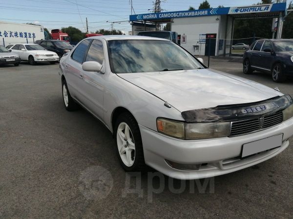 Toyota Cresta, 1995 год, 185 000 руб.