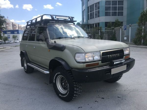 Toyota Land Cruiser, 1992 год, 990 000 руб.