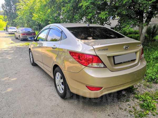 Hyundai Solaris, 2012 год, 488 000 руб.