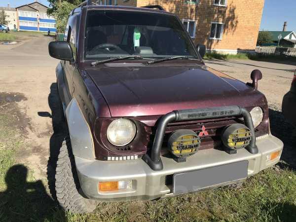 Mitsubishi Pajero Junior, 1997 год, 220 000 руб.