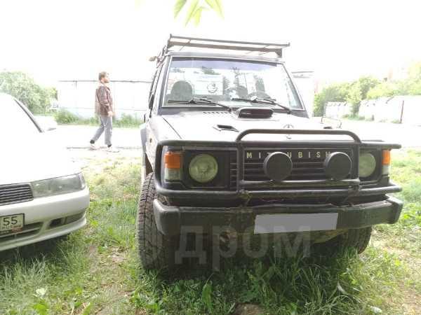 Mitsubishi Pajero, 1985 год, 80 000 руб.