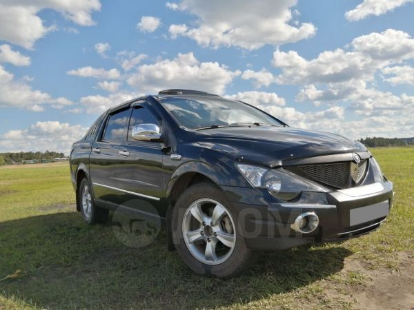 SsangYong Actyon Sports, 2009 год, 500 000 руб.