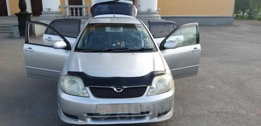 Toyota Corolla Runx, 2002 год, 325 000 руб.