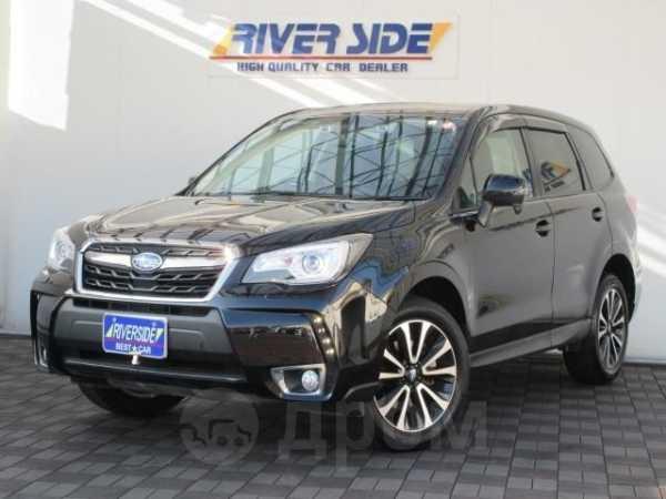 Subaru Forester, 2018 год, 1 895 000 руб.