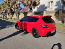 Сочи Mazda3 MPS 2008