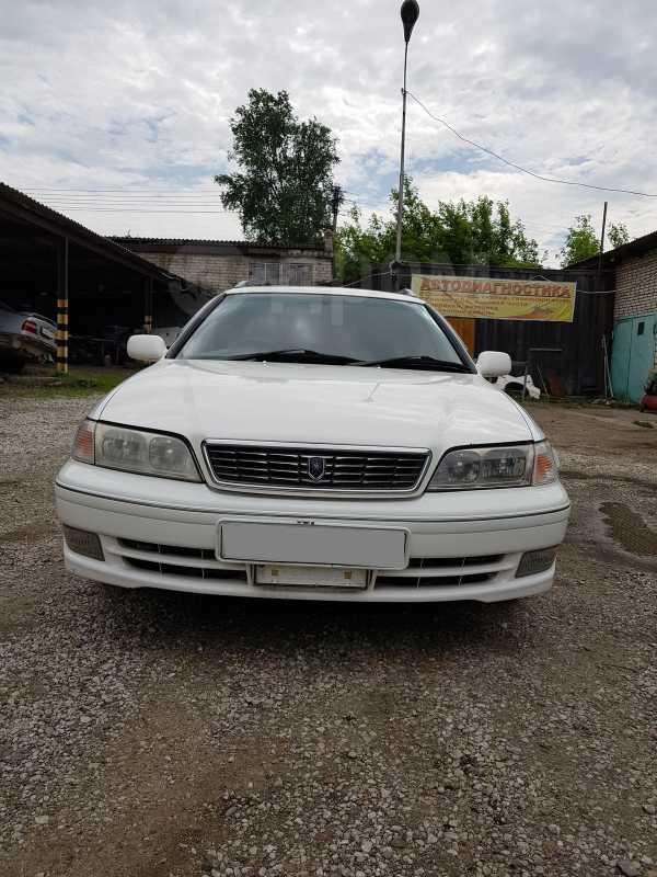 Toyota Mark II Wagon Qualis, 1997 год, 205 000 руб.