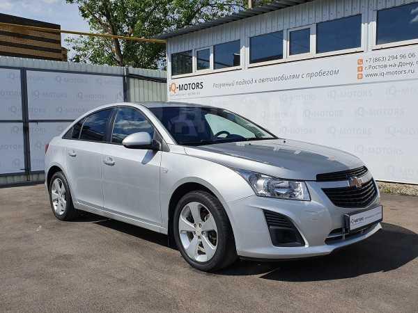 Chevrolet Cruze, 2013 год, 465 000 руб.