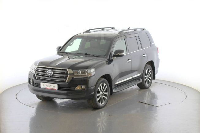 Toyota Land Cruiser, 2018 год, 4 740 000 руб.